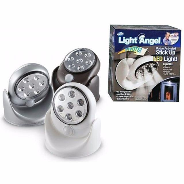 Đèn Led cảm ứng cầu thang Light Angel