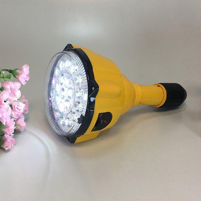 Đèn pin sạc FH 888