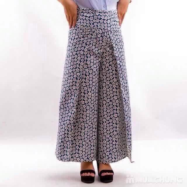 Váy quây chống nắng