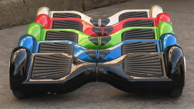 Xe điện Smart Balance Wheel 6 inch (Đen)