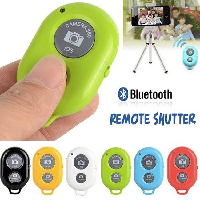 Nút Remote chụp hình bluetooth từ xa