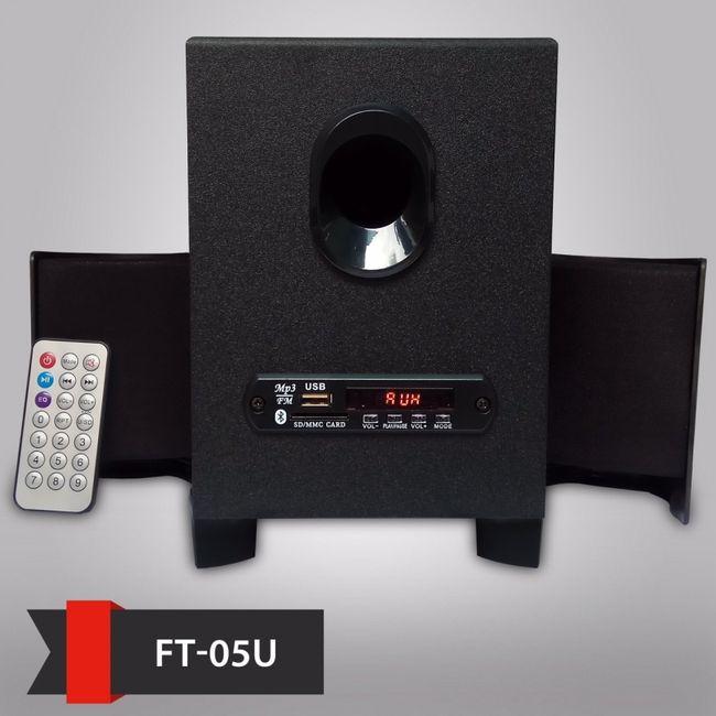 Loa vi tính 2.1 FT-05 có Bluetooth Usb