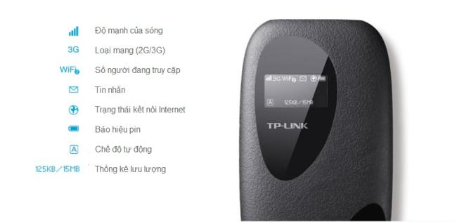Router wifiTP-Link M5350