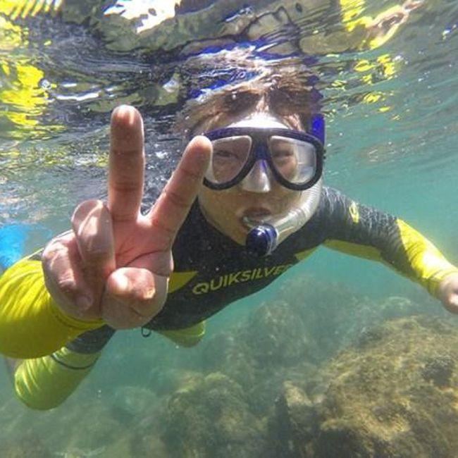 Bộ Kính Lặn Ống Thở SD