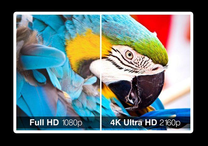 hình ảnh 4K uktra HD