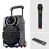 Loa kéo di động BD H0663 giá rẻ - Đi kèm 1 micro không dây đen