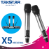 Micro karaoke cao cấp Takstar cao cấp X5 Original UHF 200 Db