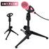 Giá đỡ 3 chân micro M8 hỗ trợ mic bluetooth karaoke hoặc thu âm