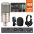 Bộ mic thu âm livestream tại nhà Takstar PC K200 kết hợp với soundcard H9 bluetooth