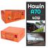 Máy phun sương Hawin A70 chính hãng hỗ trợ từ 5 đến 15 béc