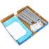 Tủ vải đựng đồ 3D 2 buồng 6 ngăn BB3D xếp gọn
