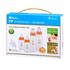 Bộ bình sữa nhựa PP simba ( 2 bình 150ml, 2 bình 270ml, 2 ty thay, 1 ty ngậm hình simba)