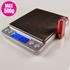 Cân tiểu ly nhà bếp mini L2000 - Dãi từ 0.1 đến 1kg