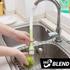 Vòi rửa rau củ quả nối dài M2 - Đầu vòi có bàn chải