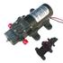 Máy bơm tăng áp lực nước mini 12V TA1755 40W - Bộ đơn chỉ bao gồm máy bơm