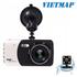 Camera hành trình VIETMAP X002 Tiếng Việt - Có Camera lùi chống nước