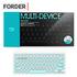 Bàn phím Bluetooth có hỗ trợ Wireless Forder FD iK6620d chính hãng