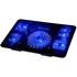 Đế tản nhiệt cho Laptop Q129 - Nhựa ABS 5 Quạt cực mạnh 14 - 17 inch
