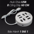 Hub USB 8port dây dài 60cm