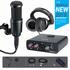 Combo mic Technical AT2020 Icon Mobile R HD 6000 MA1 Chân màn kẹp Full