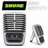 Micro thu âm chuyên nghiệp cao cấp Shure MV51 Chính Hãng - Suport Android IOS