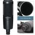 Micro thu âm hát live Audio - Technica AT2020 đề cử bởi Boba.vn