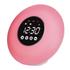 Loa bluetooth J12 kiêm đèn ngủ đồng hồ báo thức - Sync đổi màu qua App trên điện thoại
