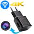 Camera cốc sạc điện thoại Samsung Android TX25 - 4K quay 24/24