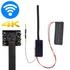 Camera ngụy trang wifi V100 Plus 6 Led 4K - Quay đêm 24/24 không nóng