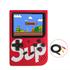 Gameboy cầm tay 4 nút G1 Version 2018 - 168 Game tích hợp