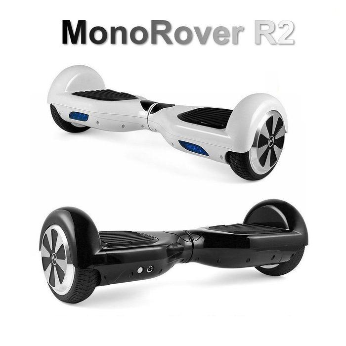 Xe điện tự cân bằng thông minh Monorover R2