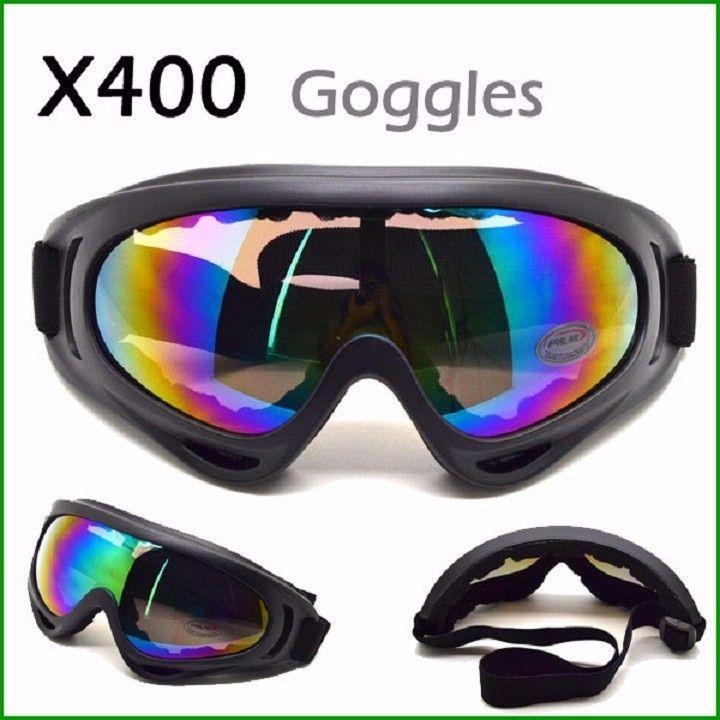 Kính đi phượt X400 mẫu mới