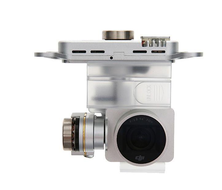 Camera 4K của flycam DJI Phantom 3 Pro
