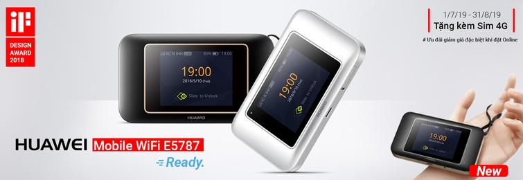 Mua bộ phát wifi 4G chính hãng giá rẻ tại TP HCM với nhiều ưu đãi lớn