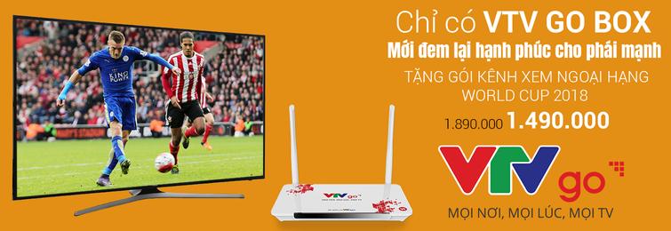 VTV Go box android Box của người Việt