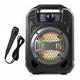 Loa xách tay karaoke di động giải trí đa năng B13 - Tặng kèm micro dây