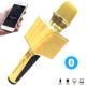 Micro karaoke kèm loa bluetooth SD-09 chính hãng Tuxun