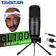 Micro chuyên Gaming Streamer Rap Takstar GL100 USB - Tích hợp Soundcard sẵn