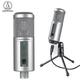 Micro thu âm chuyên nghiệp Audio Technica ATR- 2500 cổng USB sử dụng cho PC/Laptop