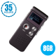 Máy ghi âm siêu nhỏ RV11 Pro - 8GB bộ nhớ trong