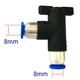 Van khóa phun sương cong C 8 ly (8 - 8mm)