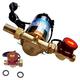 Máy bơm tăng áp cho Máy Giặt Nóng Lạnh Tưới Cây TA9898 - Công suất 150W lõi đồng