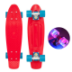 Ván trượt Skateboard Penny M6 bánh phát sáng