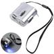 Kính lúp mini điện tử 60x HK6 - Có đèn phân cực soi tiền giả