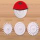 Dụng cụ hỗ trợ tạo hình làm bánh Dough prep set