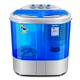 Máy giặt mini 2 lồng giặt 4Kg ( Có sấy khô )