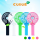 Quạt mini cầm tay Color Fan