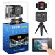 Camera gắn mũ EKEN H5S Plus chính hãng - 4K màn hình Touch 2inch