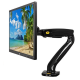 Giá treo màn hình tivi máy tính gắn bàn F80 (17 - 27 inch)