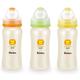 Bình sữa hồ lô tay cầm hút tự động nhựa PES simba 150ml
